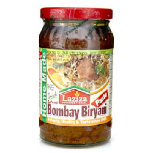Laziza Bombay Biryani Paste 330grams