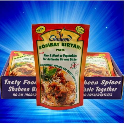Shaheen Bombay Biryani Masala Paste 175 grams