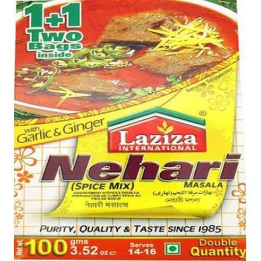 Laziza Nehari Masala 100grams