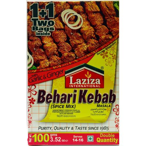 Laziza Behari Kebab Masala 100grams