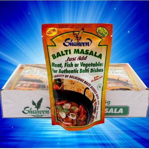 Shaheen Balti Masala Sauce 175 grams