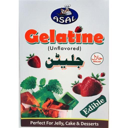 Asal Halal Gelatine 50 Grams