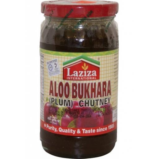 Laziza Aloo Bukhara chutney (Plum) 400grams