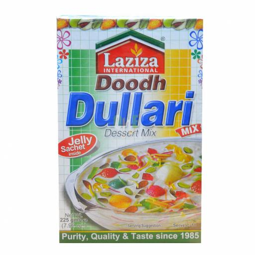 Laziza Doodh Dullari Desert Mix 225 grams