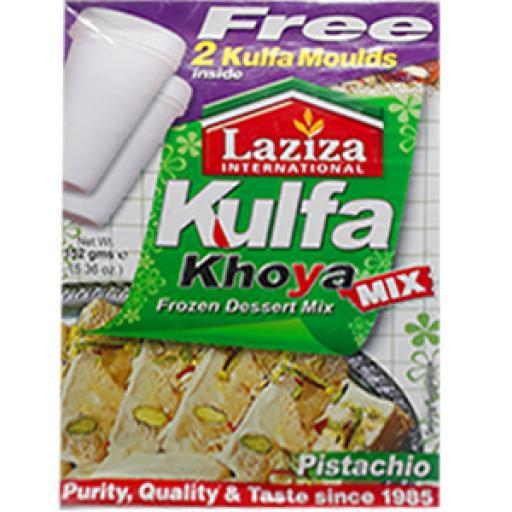 Laziza Khula Khoya Pistachio dessert