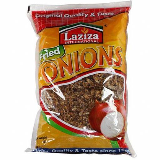 Laziza Fried Onions 1kg