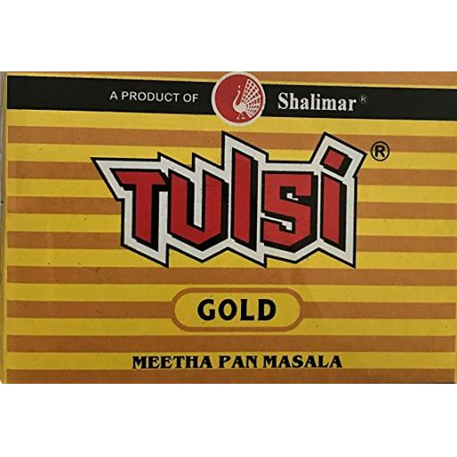 Tulsi Gold Meetha Pan Masala 24 packs