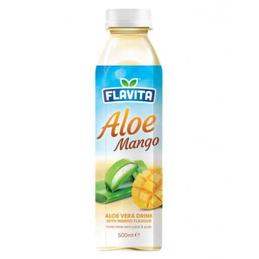 Aloe Vera Drink – With Mango Flavour 500ml x 12