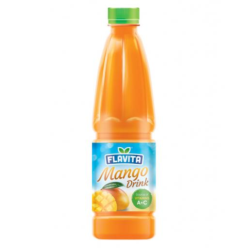 Mango Drink With Added Flavourings 200ml x 4 bottles