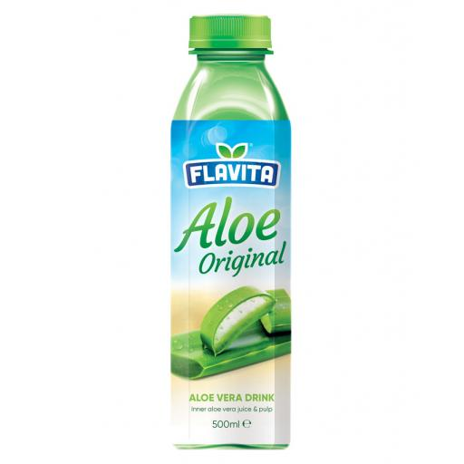 Aloe Vera Drink – Original Flavour 500ml x 12