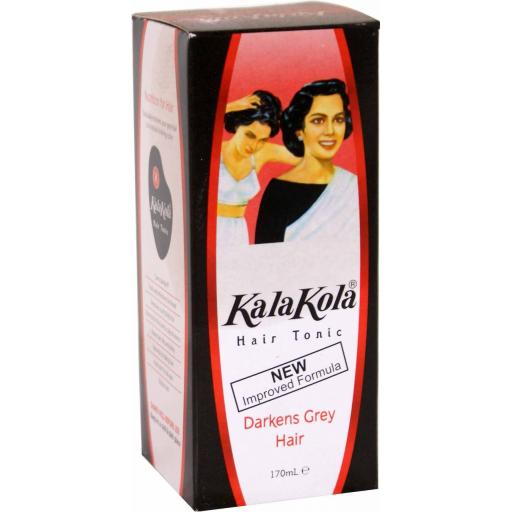 Kala Kola Hair Tonic For Darkens Grey Hair 100ml