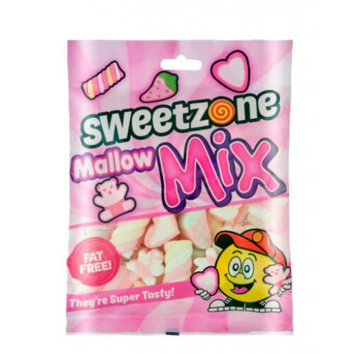 Sweetzone Halal Fat Free Mallow Mix 140 gr