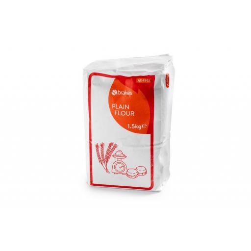 Brake Plain Flour 1.5kg