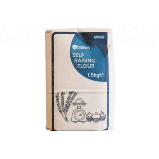 Brake Self Raising Flour 1.5kg