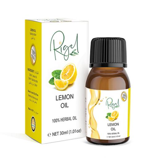 Rigel Lemon Oil 30ml