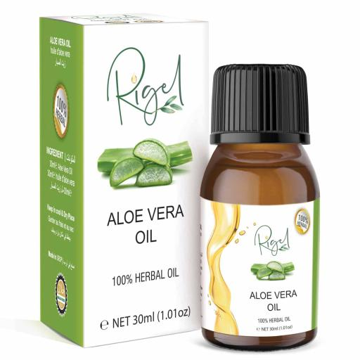 Rigel Aloe Vera Oil 30ml