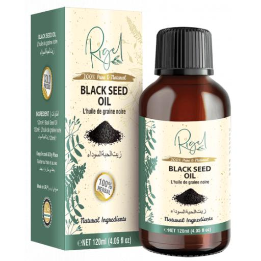 Rigel Black Seed Oil 120ml