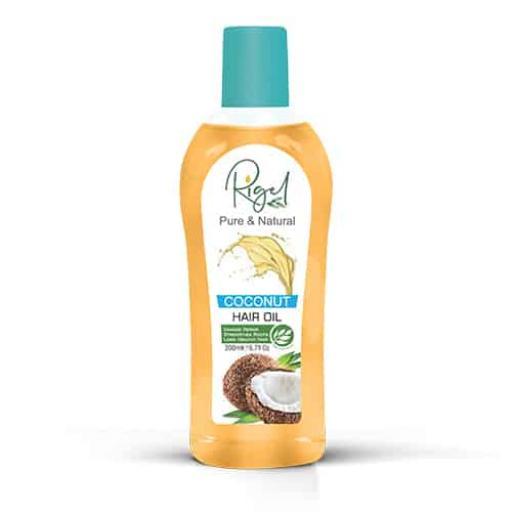 Rigel Coconut Hair Oil 200ml