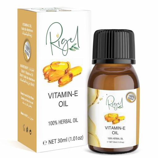 Rigel Vitamin E Oil 30ml