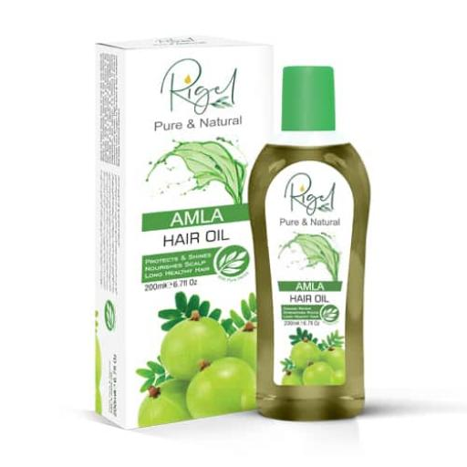 Rigel Amla Hair Oil 200ml