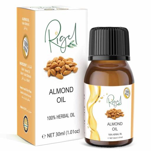 Rigel Almond Oil 30 ml