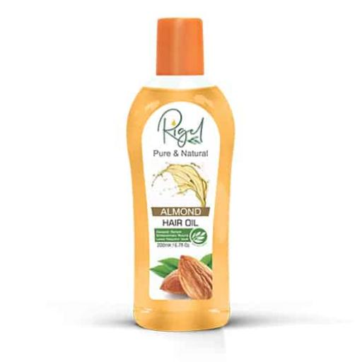 Rigel Almond Hair Oil 200ml