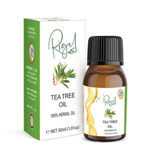 Rigel Tea Tree Oil 30ml