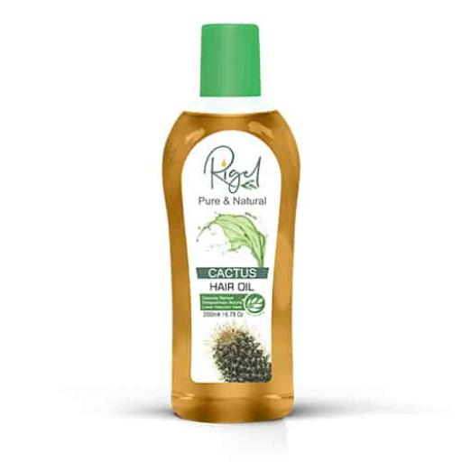 Rigel Cactus Hair Oil 200ml