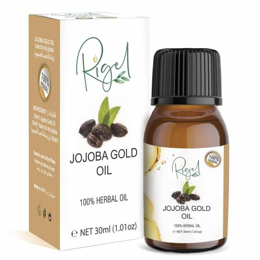 Rigel Jojoba Gold Oil 30ml