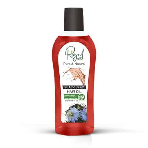 Rigel Blackseed Hair Oil 200ml