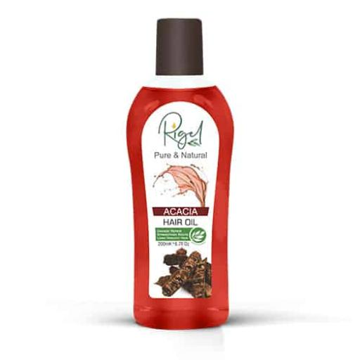 Rigel Acacia Hair Oil 200ml