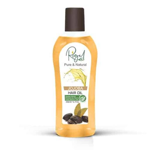 Rigel Jojoba Hair Oil 200ml