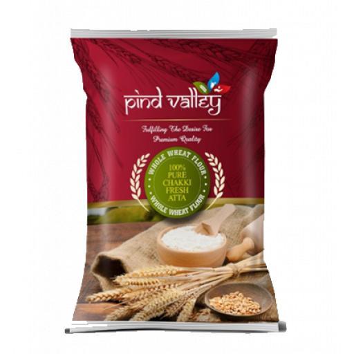 Pind Valley Chakki Atta 10KG
